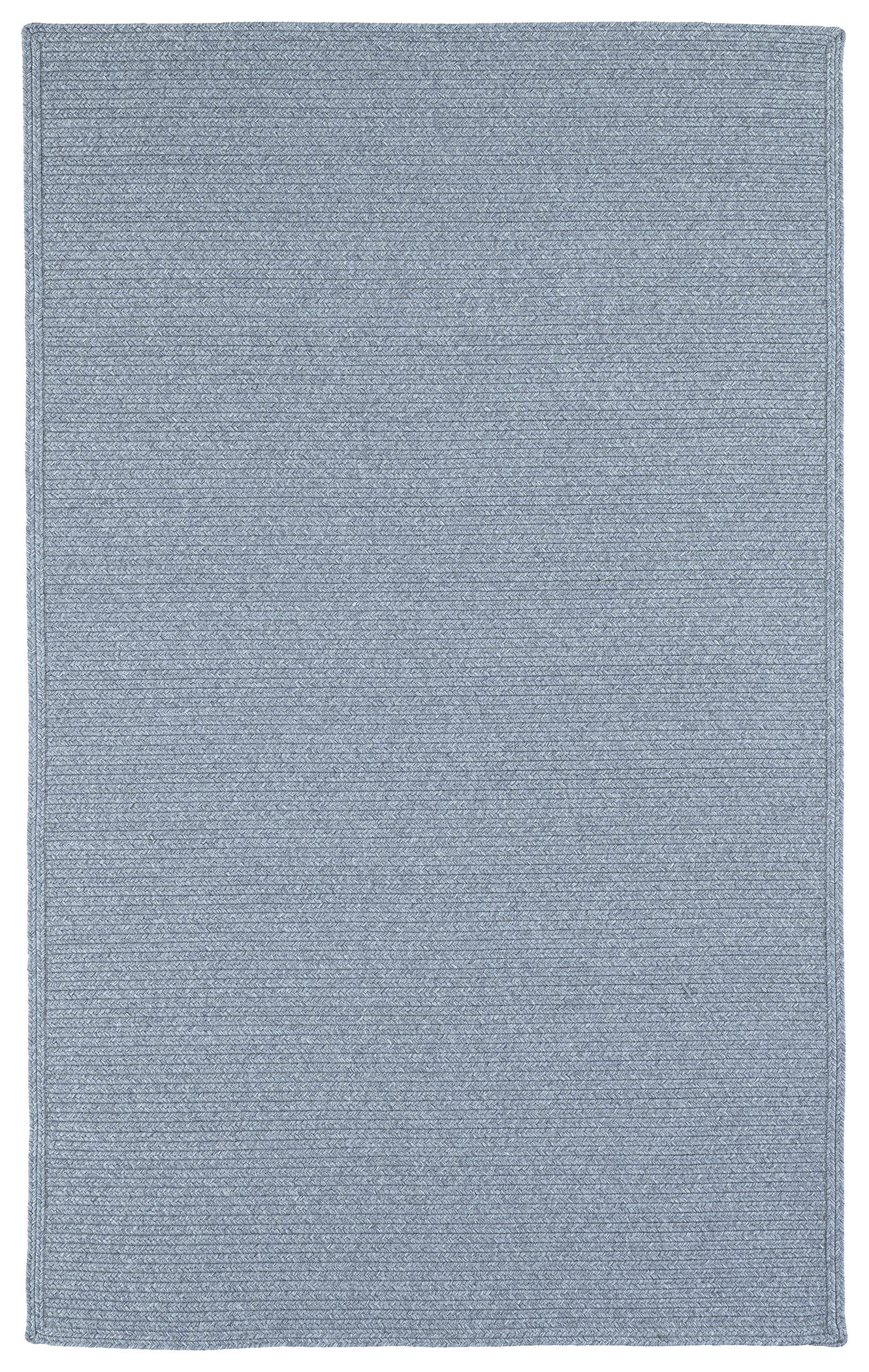 Bikini 3020 Azure 66 Outdoor Rug by Kaleen
