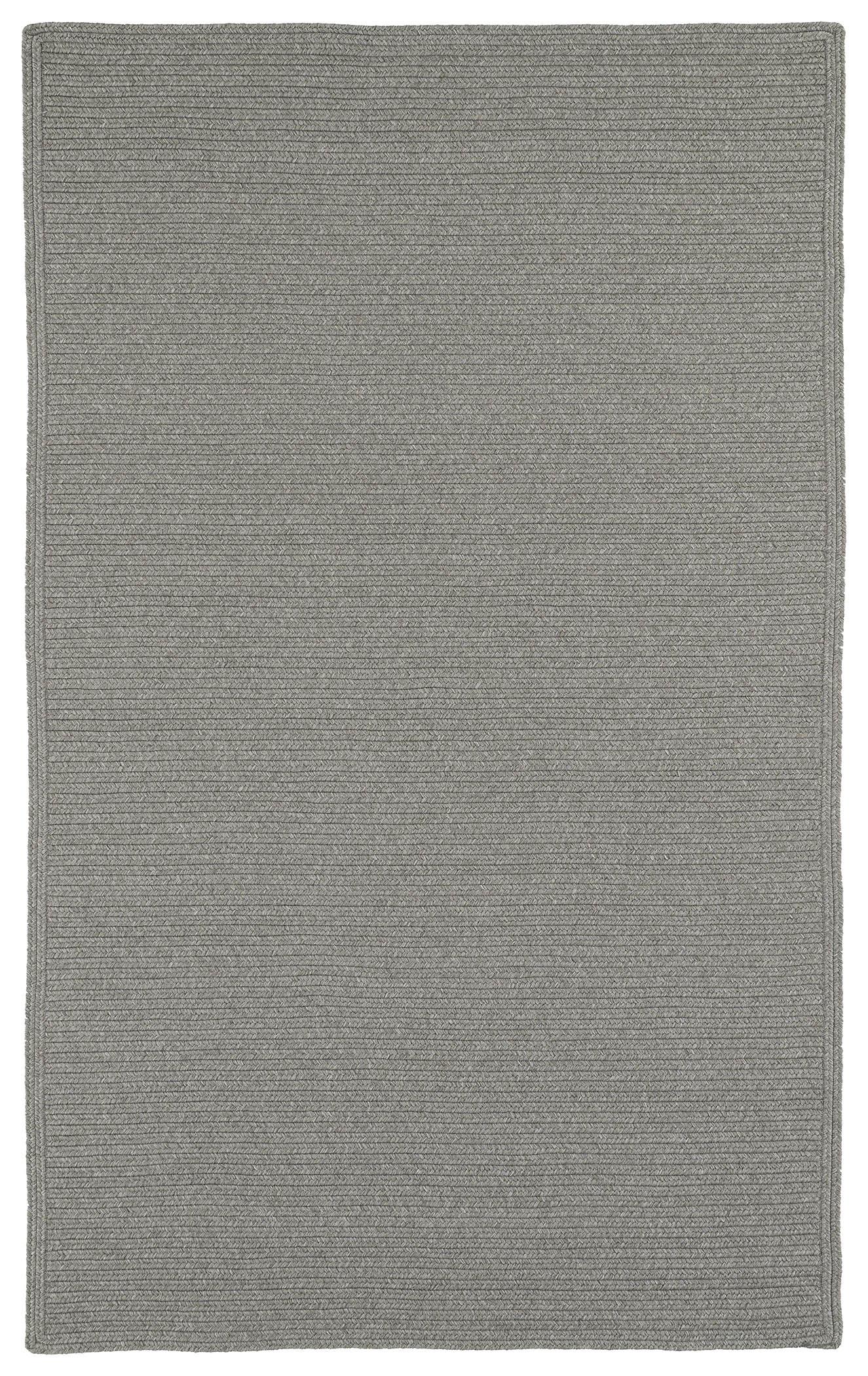 Bikini 3020 Pewter 73 Outdoor Rug by Kaleen