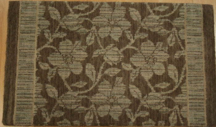 Floral Stencil FS-01 Autumn Carpet Stair Runner