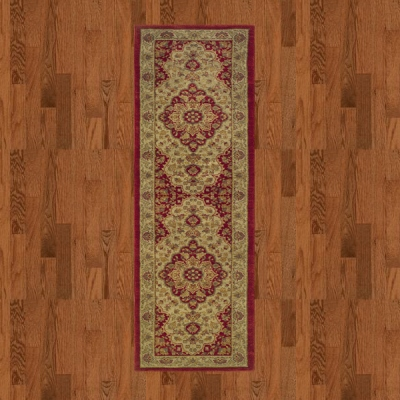 Sphinx Allure 011D1 Red Beige Runner