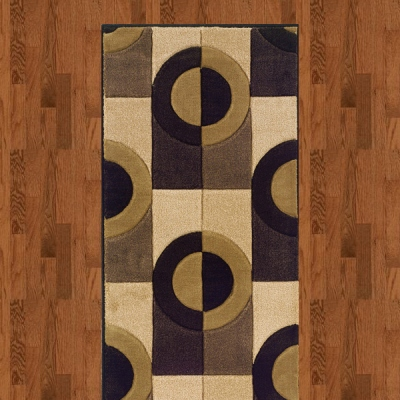 Sphinx Tones 052J5 Medium Brown Runner