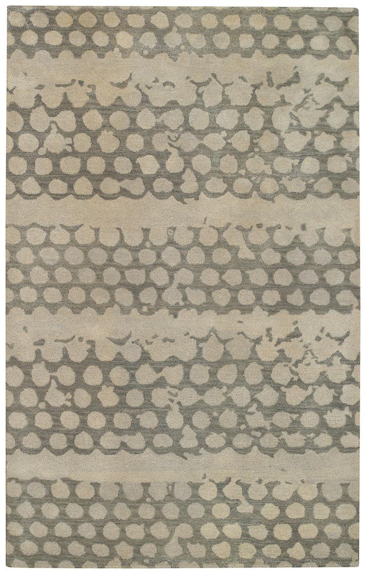 Capel Bee Hives 3282 320 Grey Rug