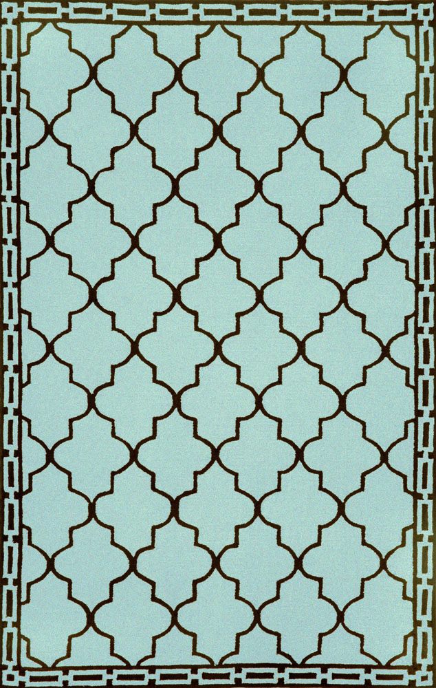 Ravella Floor Tile 1976 03 Aqua Rug By Trans Ocean