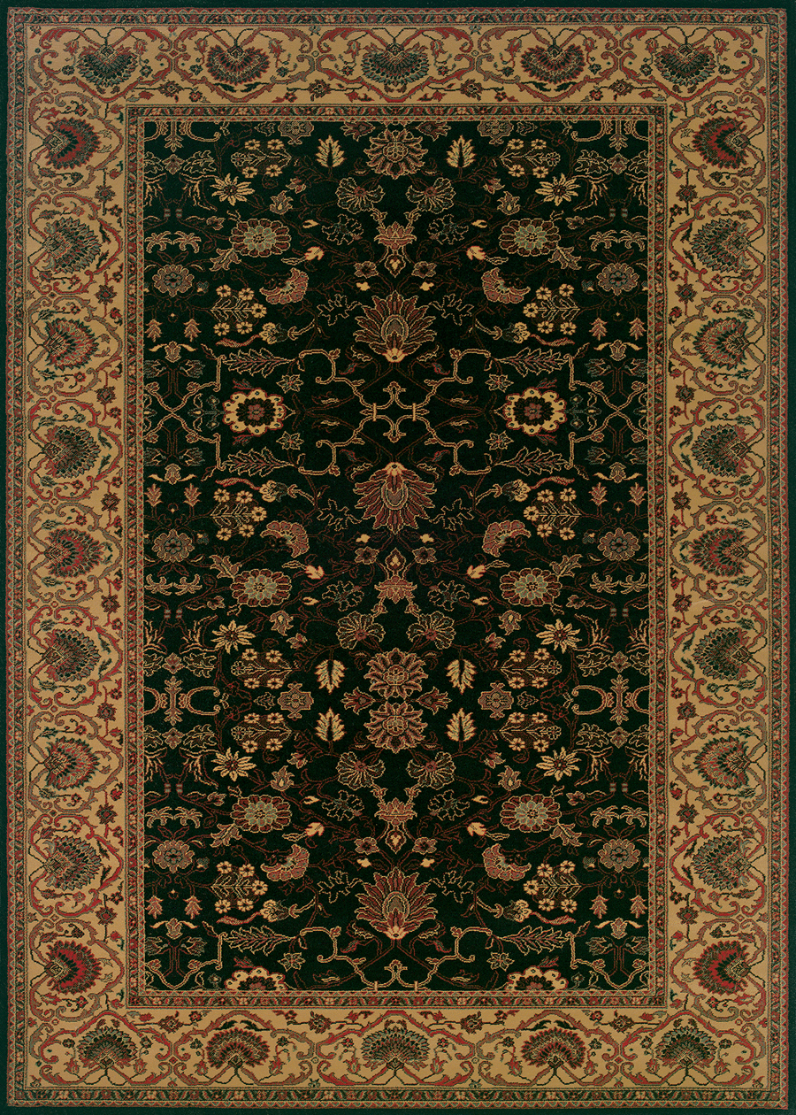 Tabriz Midnight 3773/4876 Everest Rug by Couristan