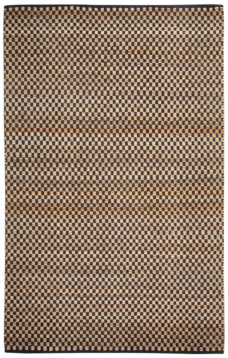 Capel checkered 6507 350 ebony rug - Checkerboard area rug ...
