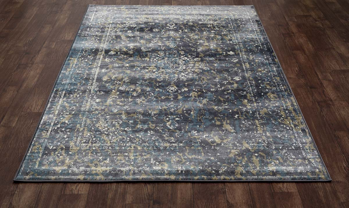 Allure Invitation Gray Rug