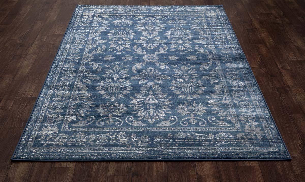 Allure Homeland Steel Blue Rug