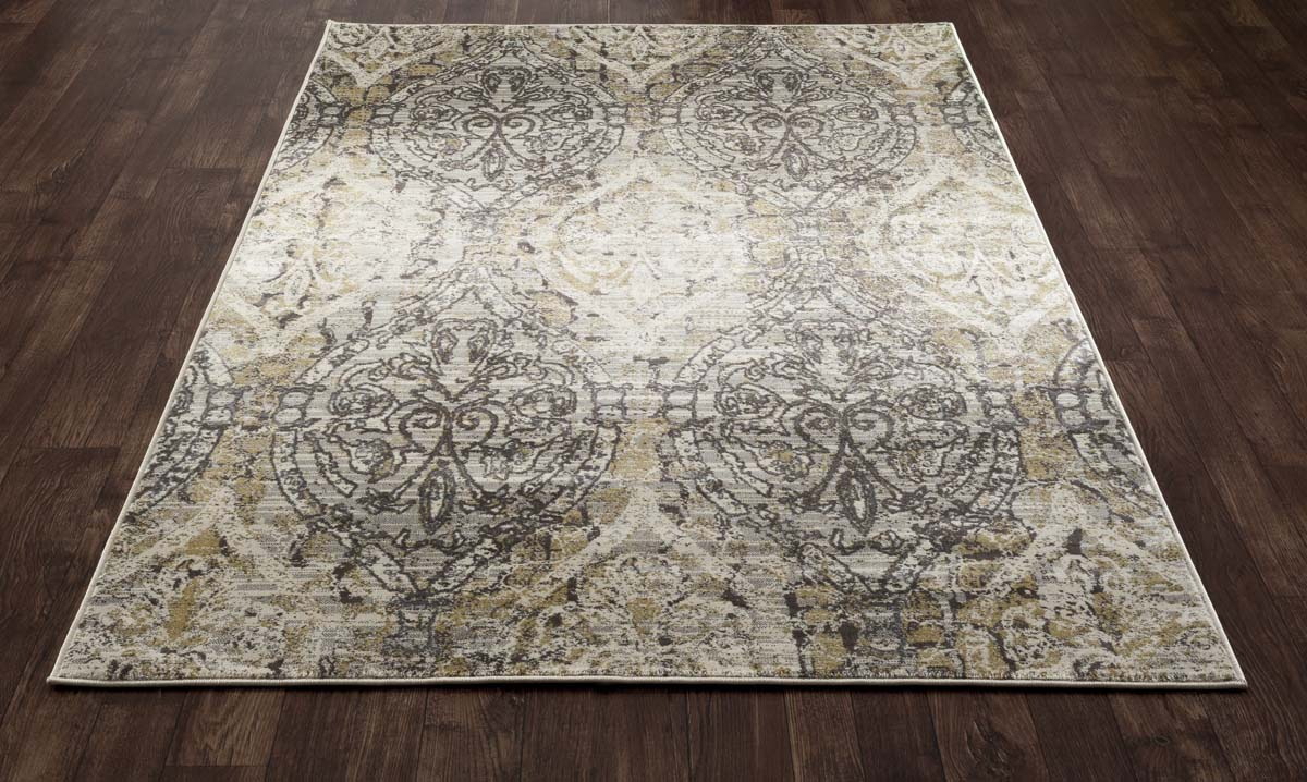 Allure Elizabeth Yellow Rug