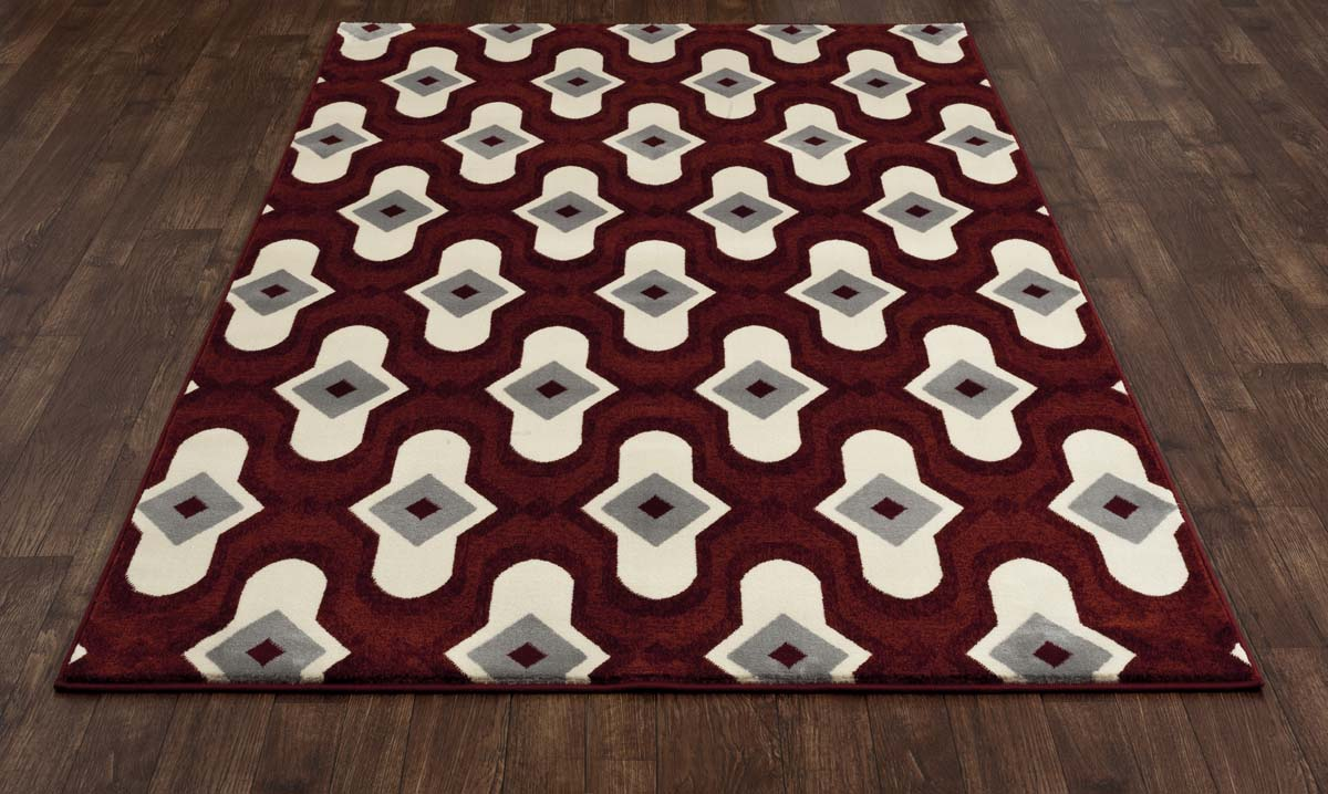 Helen Protector Red Rug