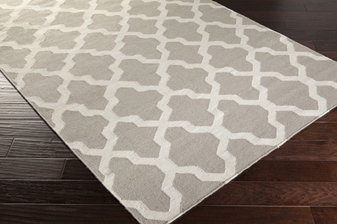 Artistic weavers york olivia awhd1002 grey white area rug for White area rug