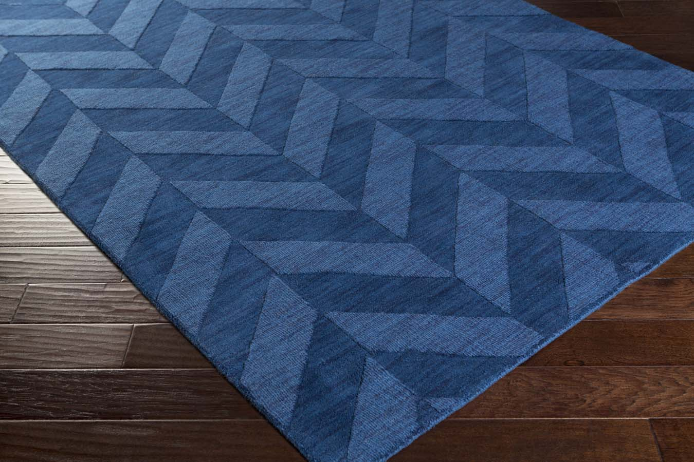 Artistic Weavers Central Park AWHP-4024 Carrie Navy Rug