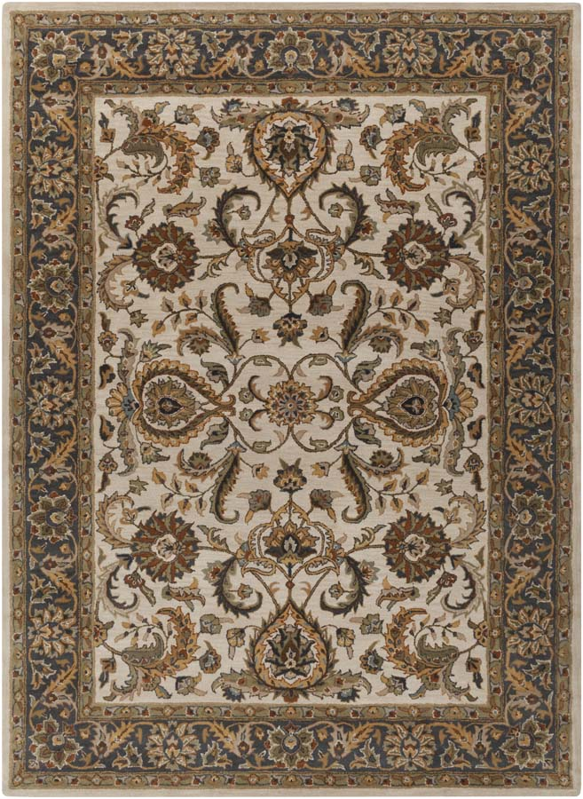 Artistic Weavers Middleton AWHY-2064 Georgia Ivory/Charcoal Rug