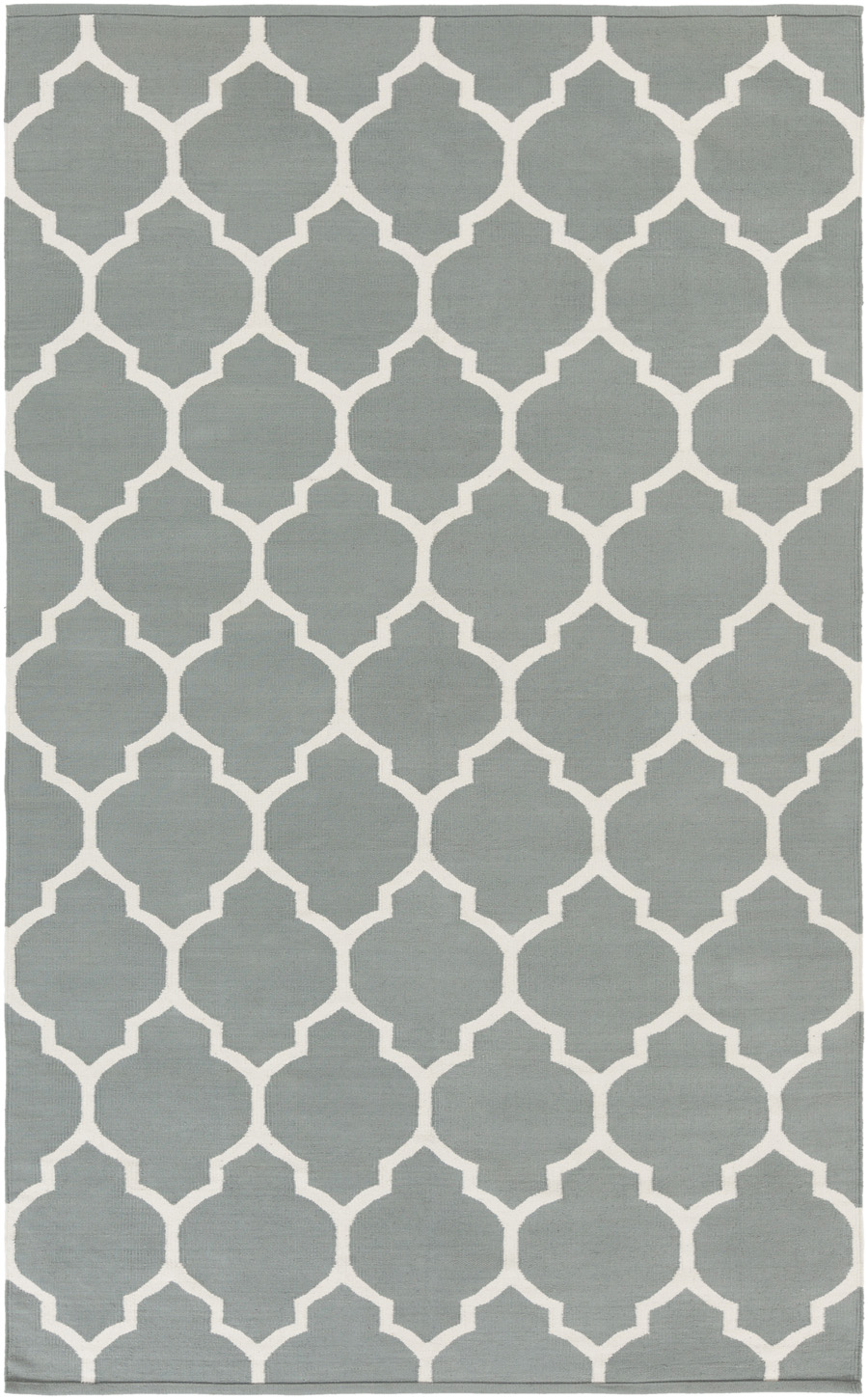 Artistic Weavers Vogue Claire AWLT3012 Grey/White Area Rug