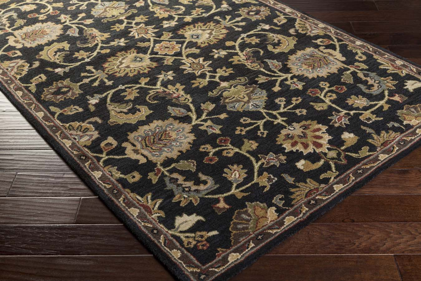 Artistic Weavers Middleton AWMD-1000 Mallie Black Rug