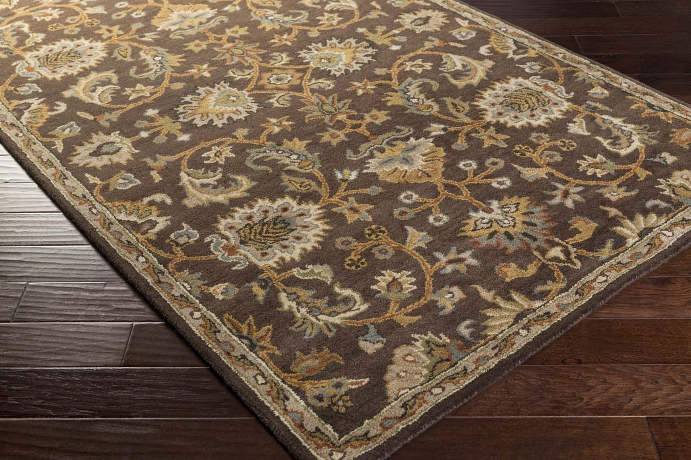 Artistic Weavers Middleton AWMD-1002 Mallie Brown Rug