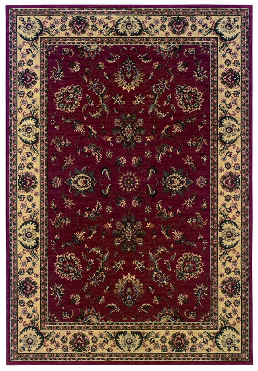 Oriental Weavers Sphinx Ariana 311c3 Red Rug
