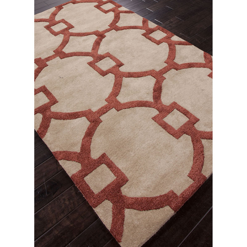 Jaipur City Regency CT05 Beige Rug