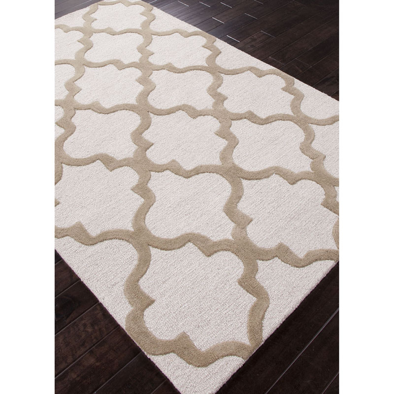 Jaipur City Miami CT19 White Lead Gray Rug