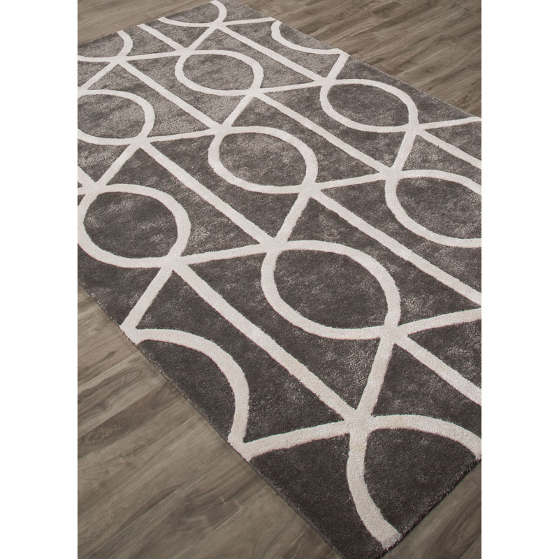Jaipur CT63 City Seattle Pewter Rug