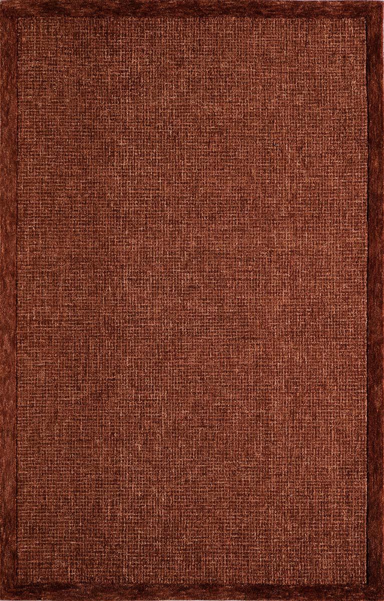 Momeni delhi dl 65 rust rug for Momeni rugs
