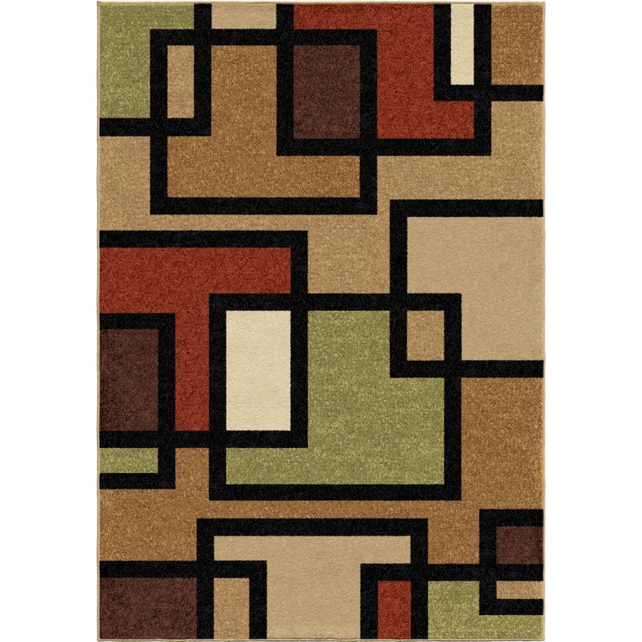 Orian Rugs Patterson Charcoal: Orian Four Seasons 1830 Turner Multi Area Rug