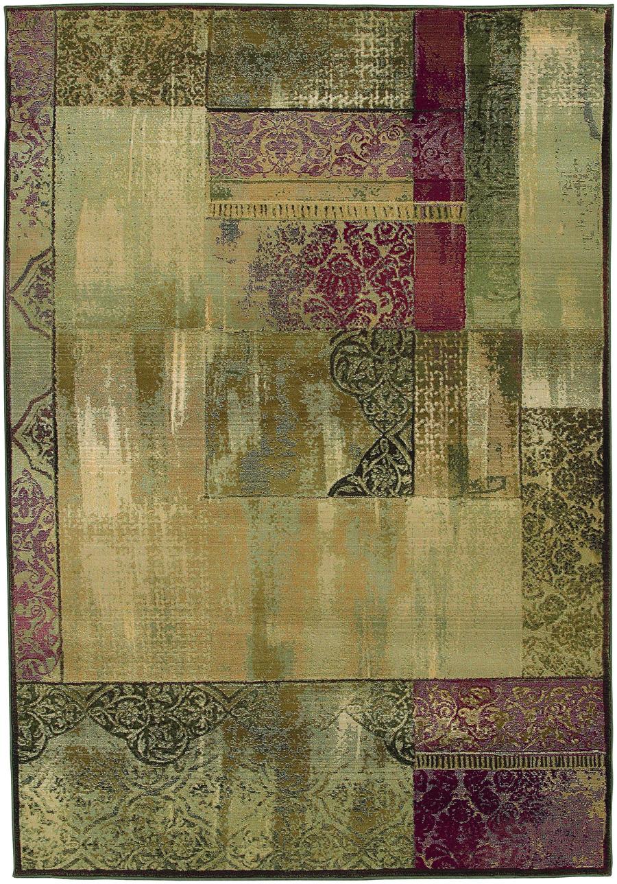 Oriental Weavers Sphinx Generations 1527x Medium Green Rug