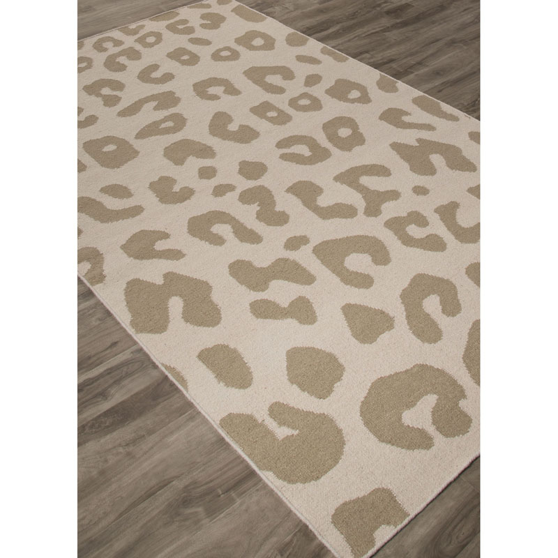 Jaipur NGF02 National Geographic Home Collection Fw Jaguar Fog Rug