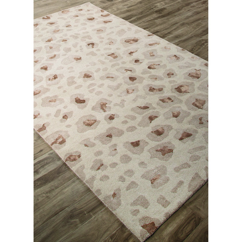 Jaipur NGT01 National Geographic Home Collection Tufted Cheetah Rainy days Rug