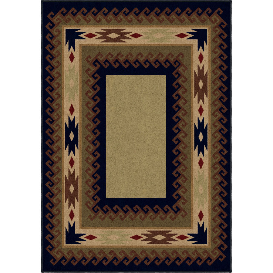 Orian Oxford 2601 Durango Evening Area Rug