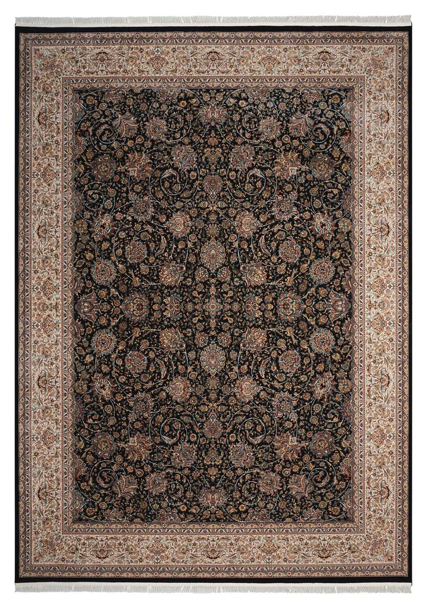 Nourison Persian Palace Ppl03 Navy Rug