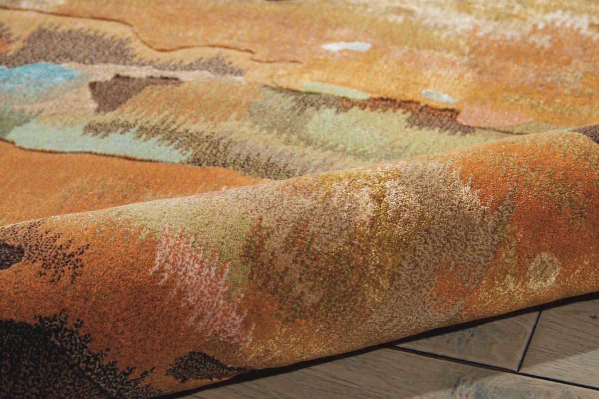 Nourison Prismatic Prs09 Multicolor Rug