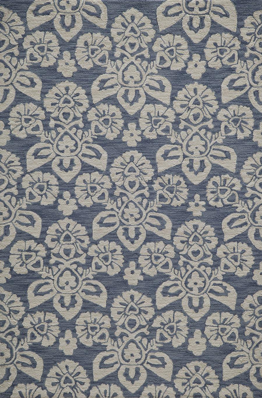 Momeni summit sum18 navy rug for Momeni rugs