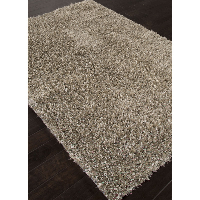 Tribeca Greenwich TB07 Sterling Silver Rug by Jaipur