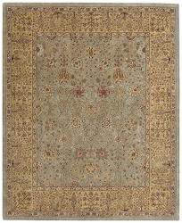 Green Forest Park Rug by Capel