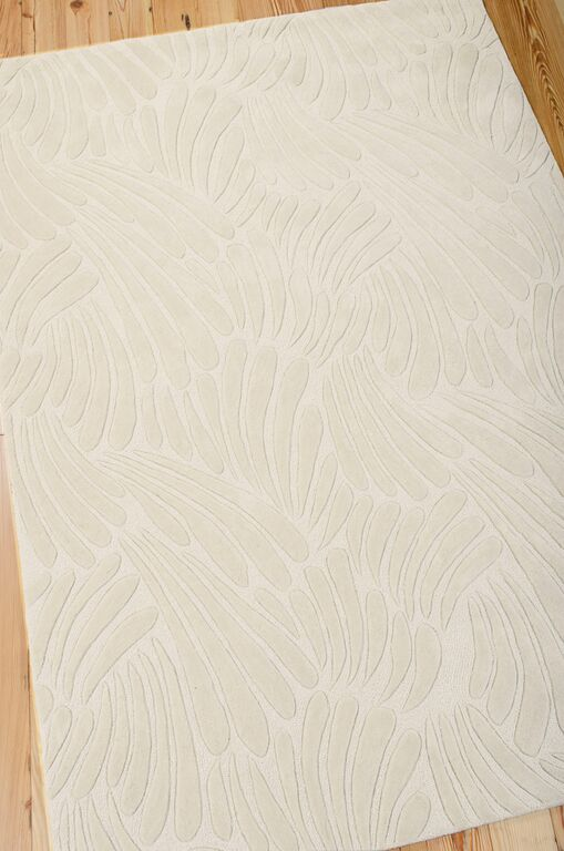 Contour CON21 Ivory Rug by Nourison