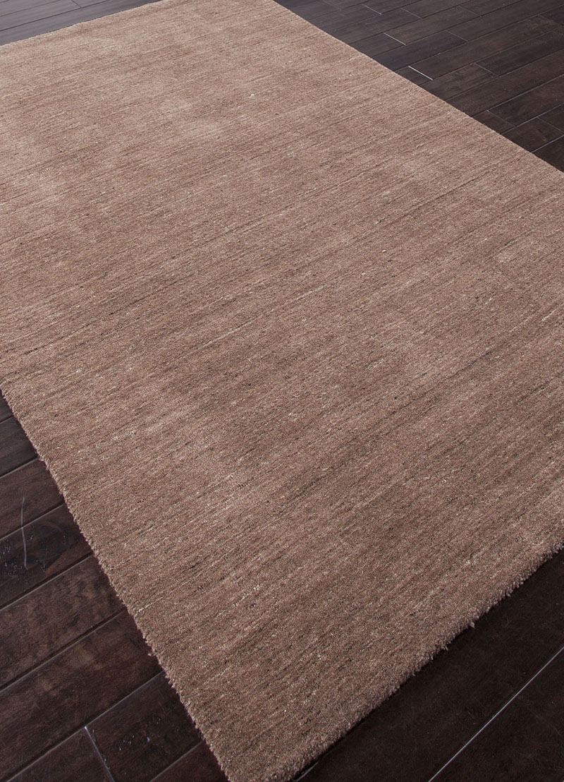 Elements EL04 Taupe Gray Rug by Jaipur