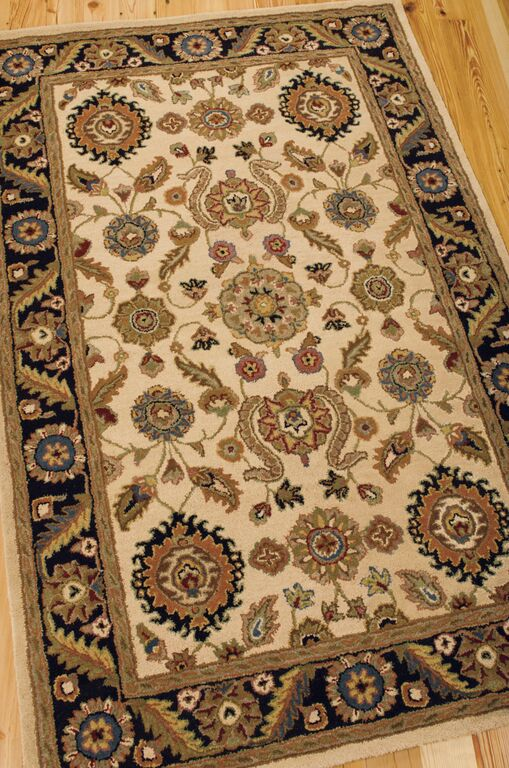 India House Ih60 Beige Rug By Nourison