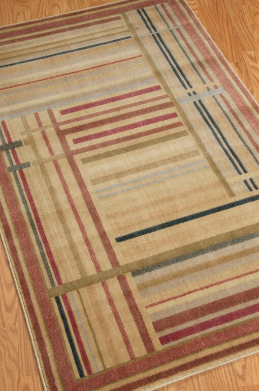 Somerset ST17 Multi Rug by Nourison
