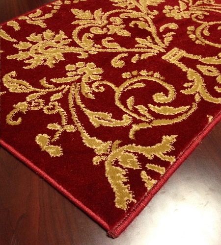 Brilliance BRI-07 Red Carpet Stair Runner