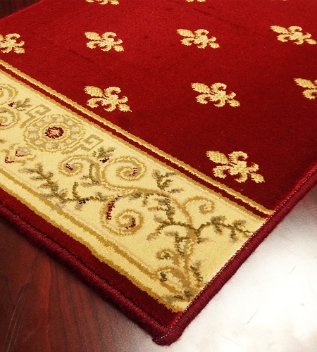 Crown CR02 Red Carpet Stair Runner