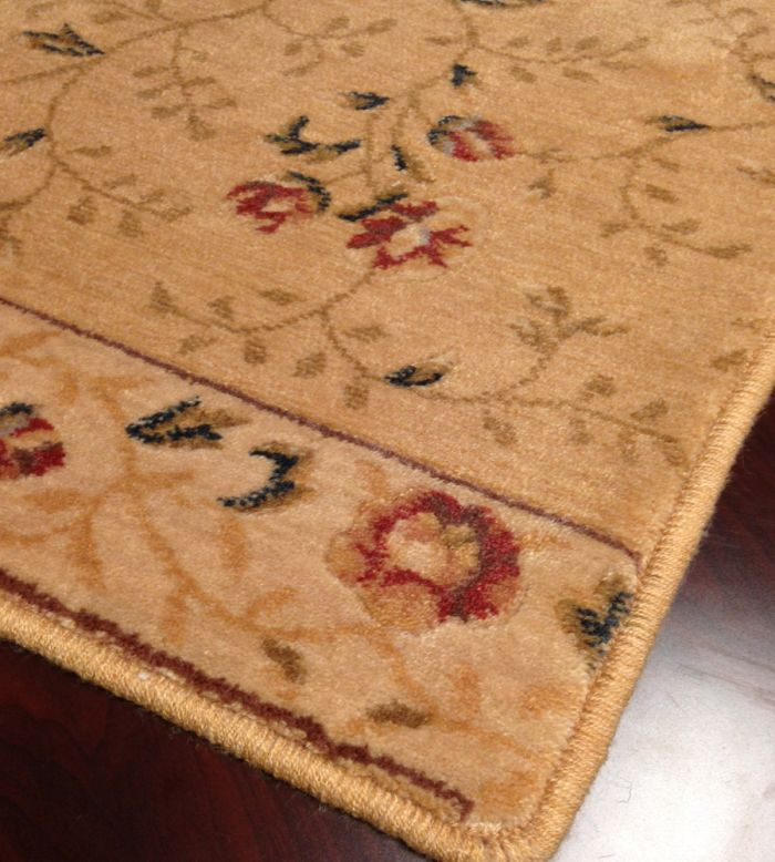Somerset ST69 Gold Carpet Stair Runner