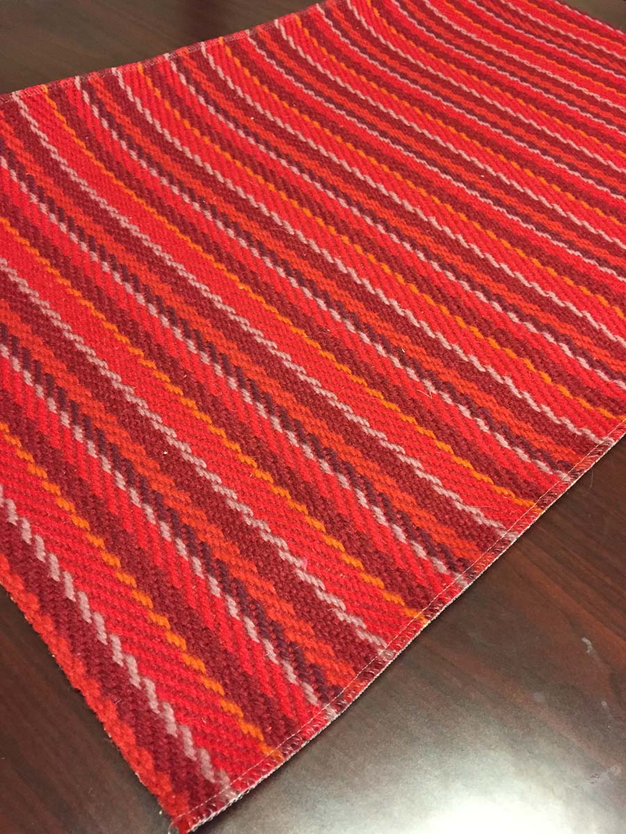 Kaliedoscope 5000-5505 Red Multi Hallway and Stair Runner