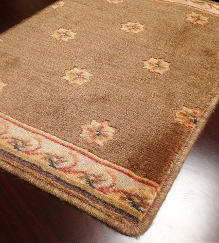 Somerset ST55 Khaki Carpet Stair Runner