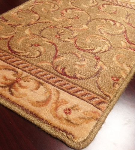 Somerset ST02 Meadow Carpet Stair Runner