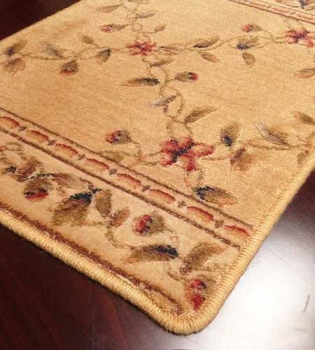 Somerset ST53 Gold Carpet Stair Runner