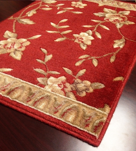 Somerset ST69 Red Carpet Stair Runner