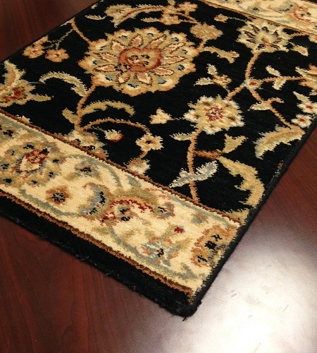 Sultana SU-21 Onyx Traditional Persian Carpet Stair Runner