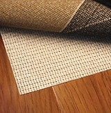 Grip It Basic Rug Pad - Vinyl Mesh Non Skid - 5 Year Wear Rating