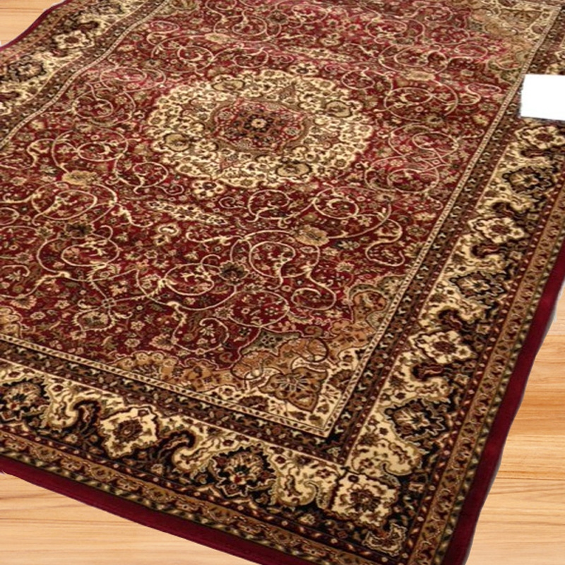Payless Rugs Clearance World Wine Area Rug 5 Ft 3 In X 7
