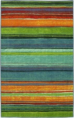 Mohawk New Wave 10474 416 Rainbow Multi Rug